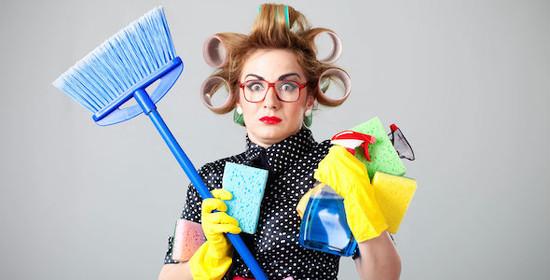 cherche un travaille comme femme de menage
