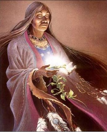 recherche femmes spirituelle)