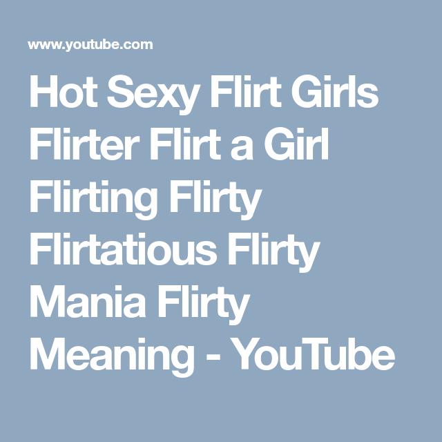def simple flirter