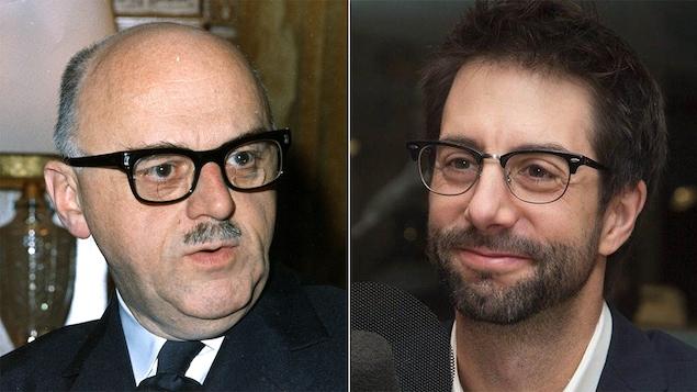 Radio-Canada - Communiqués - RENCONTRE IMAGINAIRE : Jean Drapeau et François Cardinal