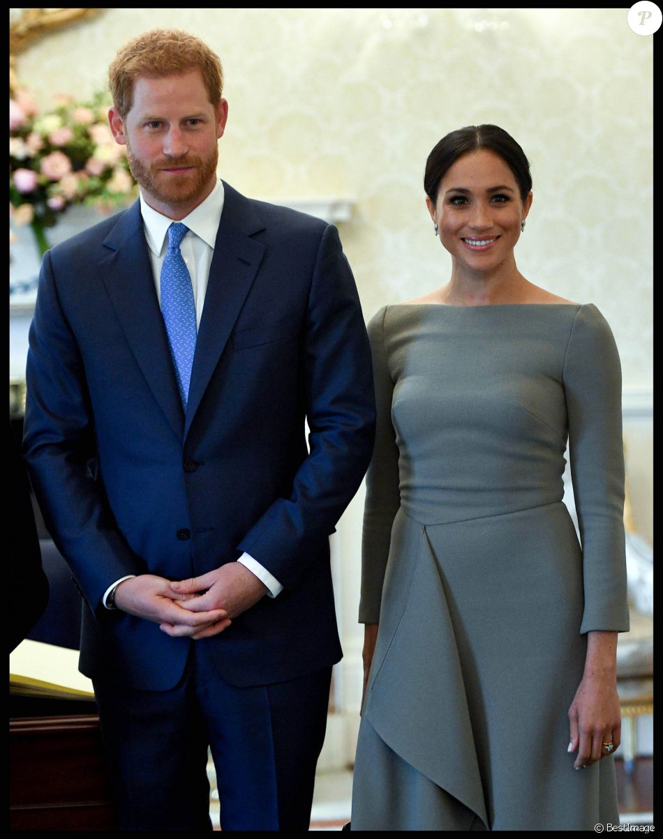 prince harry et sa femme rencontre