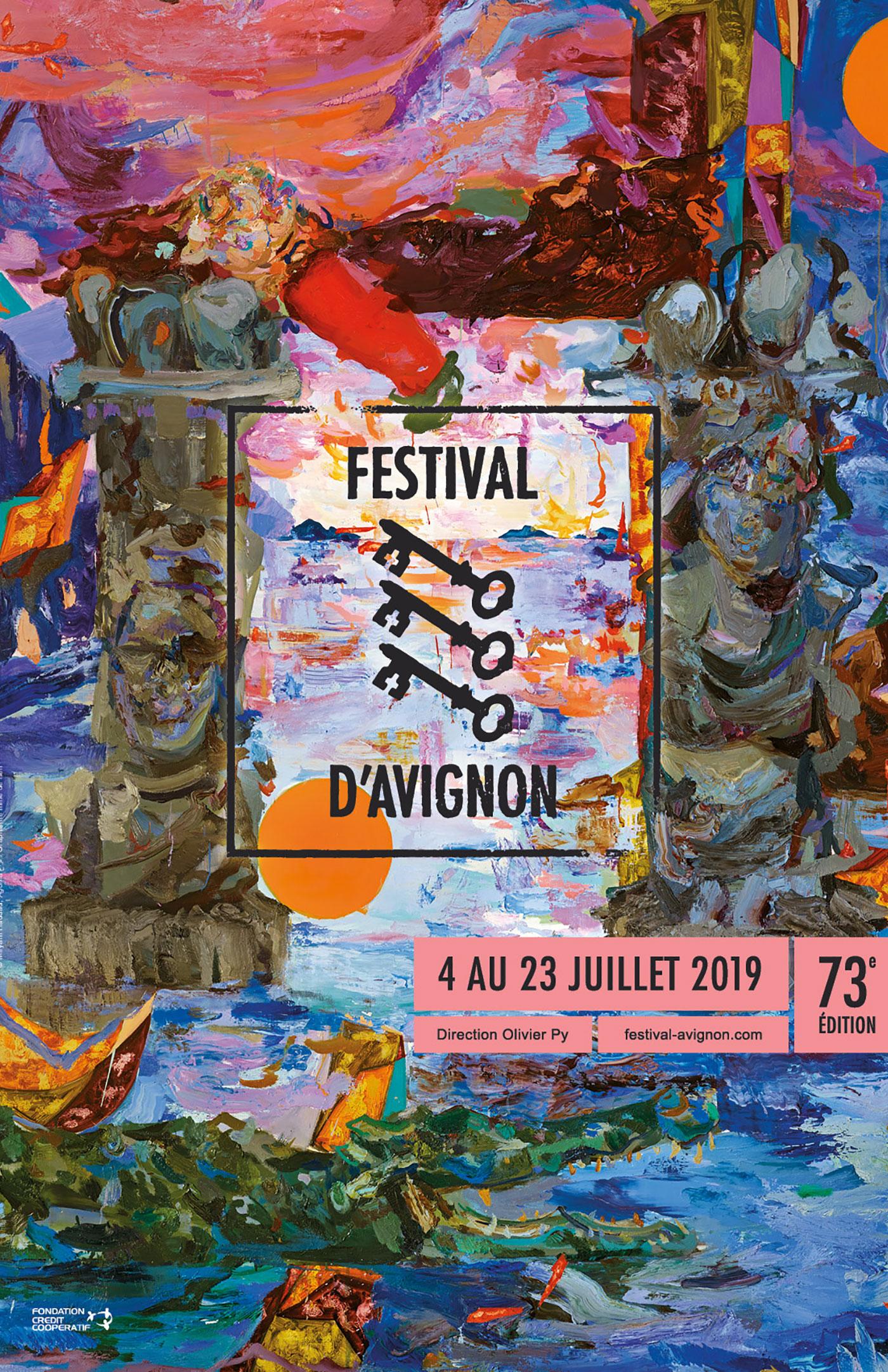 rencontres professionnelles festival davignon 2019)