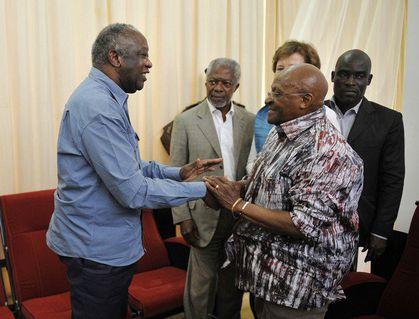 À 5 jours du procès du 18 juin Tête-à-tête Banny-Gbagbo aujourd'hui à La Haye