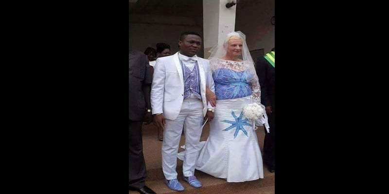 cherche femme blanche pour mariage