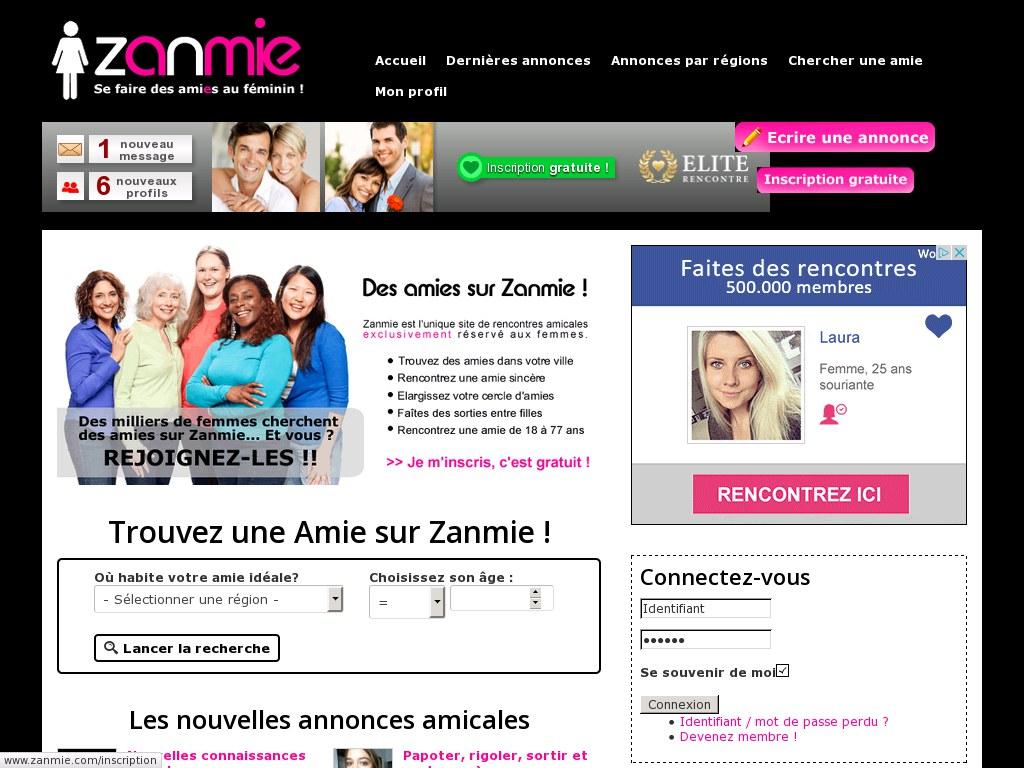 site de rencontre gratuit femme entre femme