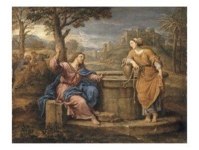 rencontre de jesus avec la samaritaine