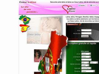 site de rencontre latino portugais)