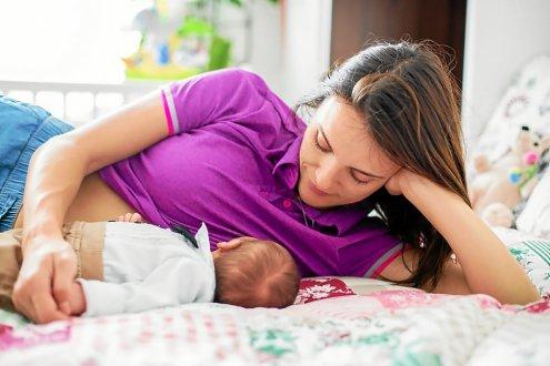 cherche femme pour allaitement