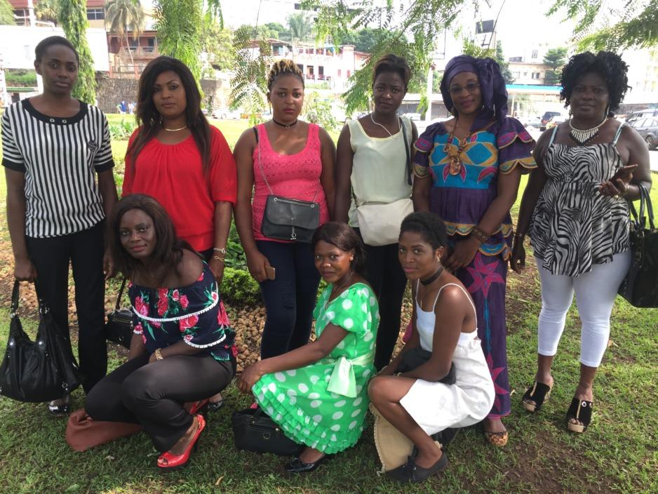 Rencontre avec un confrère Burkinabé et une consœur Tanzanienne