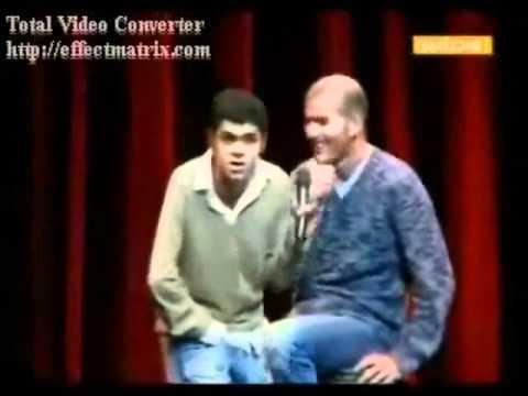 Quand Zidane rencontre Zidane