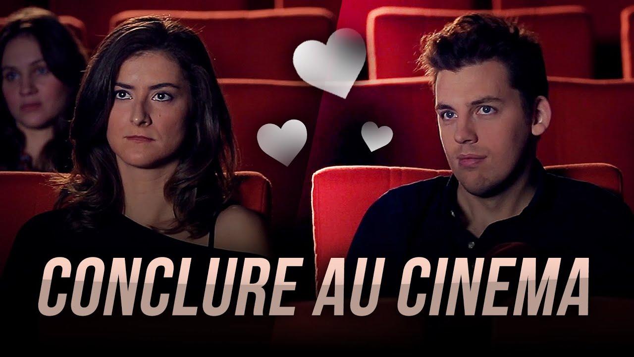 comment flirter au cinema)