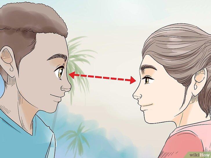 apprendre à flirter avec un homme