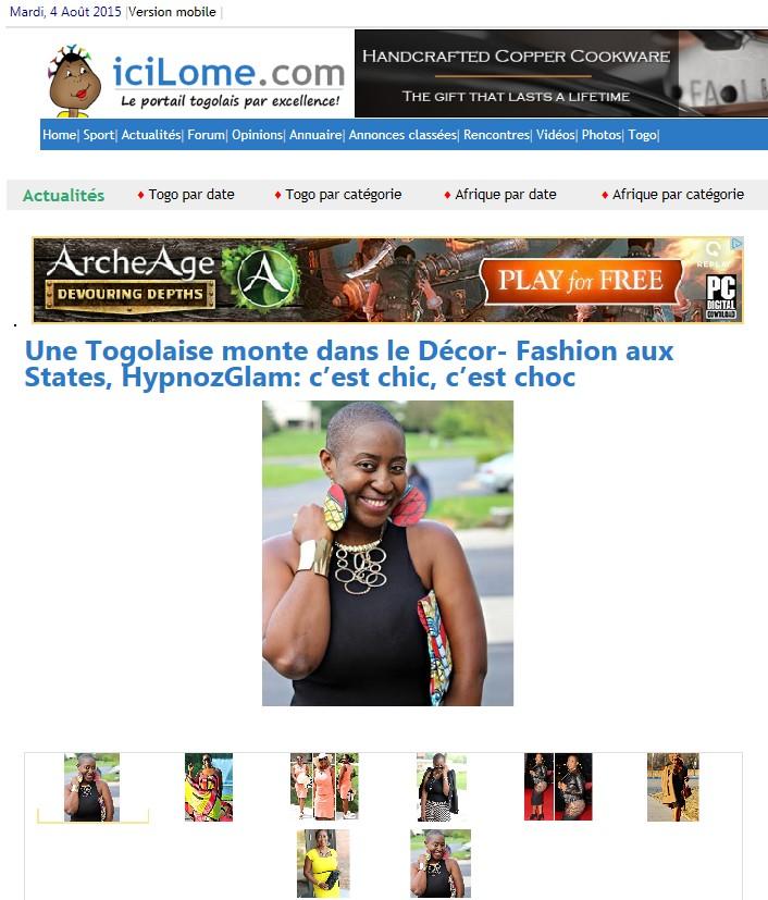 Rencontre des femmes du Togo - site de rencontres gratuites
