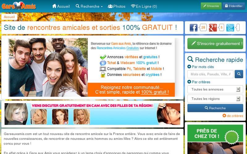 site de rencontres amicales gratuit)