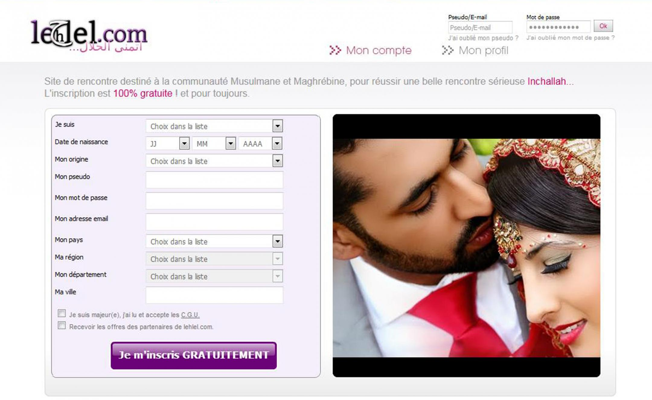 site de rencontres arabe