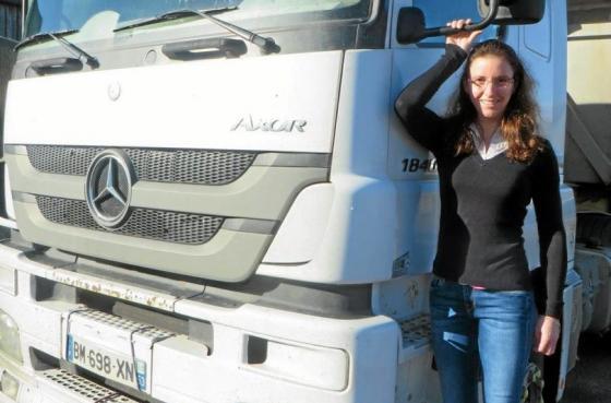 femme cherche chauffeur routier
