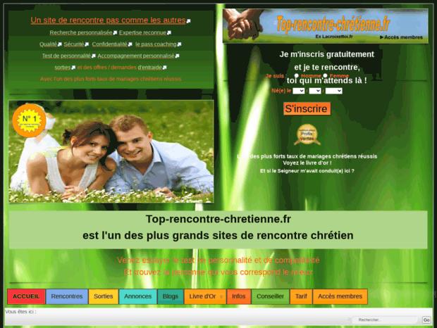 sites de rencontres chrétiens site de rencontre comme meetic gratuit