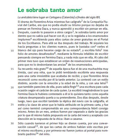 Literatura Española (LELE) - aprender el español es fácil