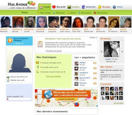 idee profil pour site rencontre)