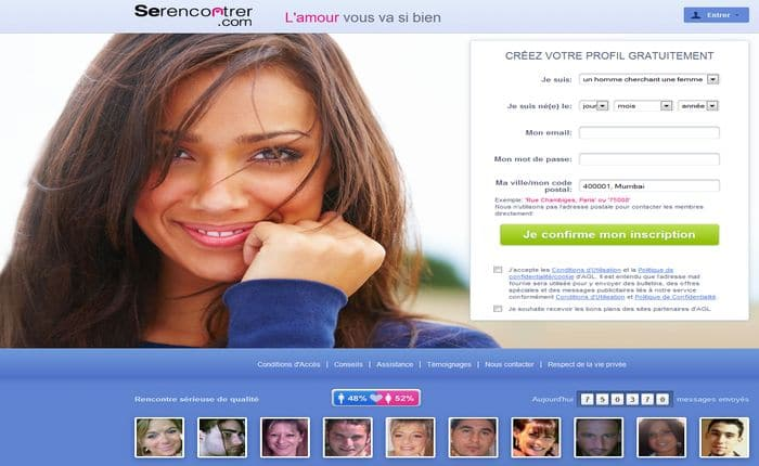 sites rencontres internet gratuit