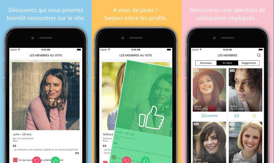 Créer votre application de rencontres pour iPhone et Android | Appy Pie