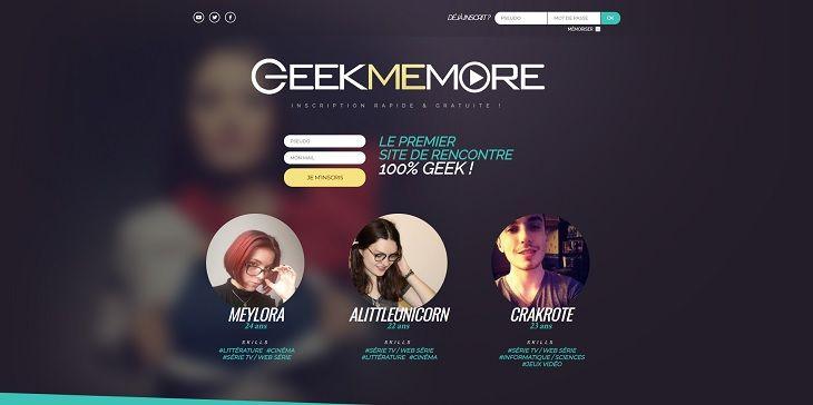 Les Meilleurs Site de Rencontre Geeks en 2019