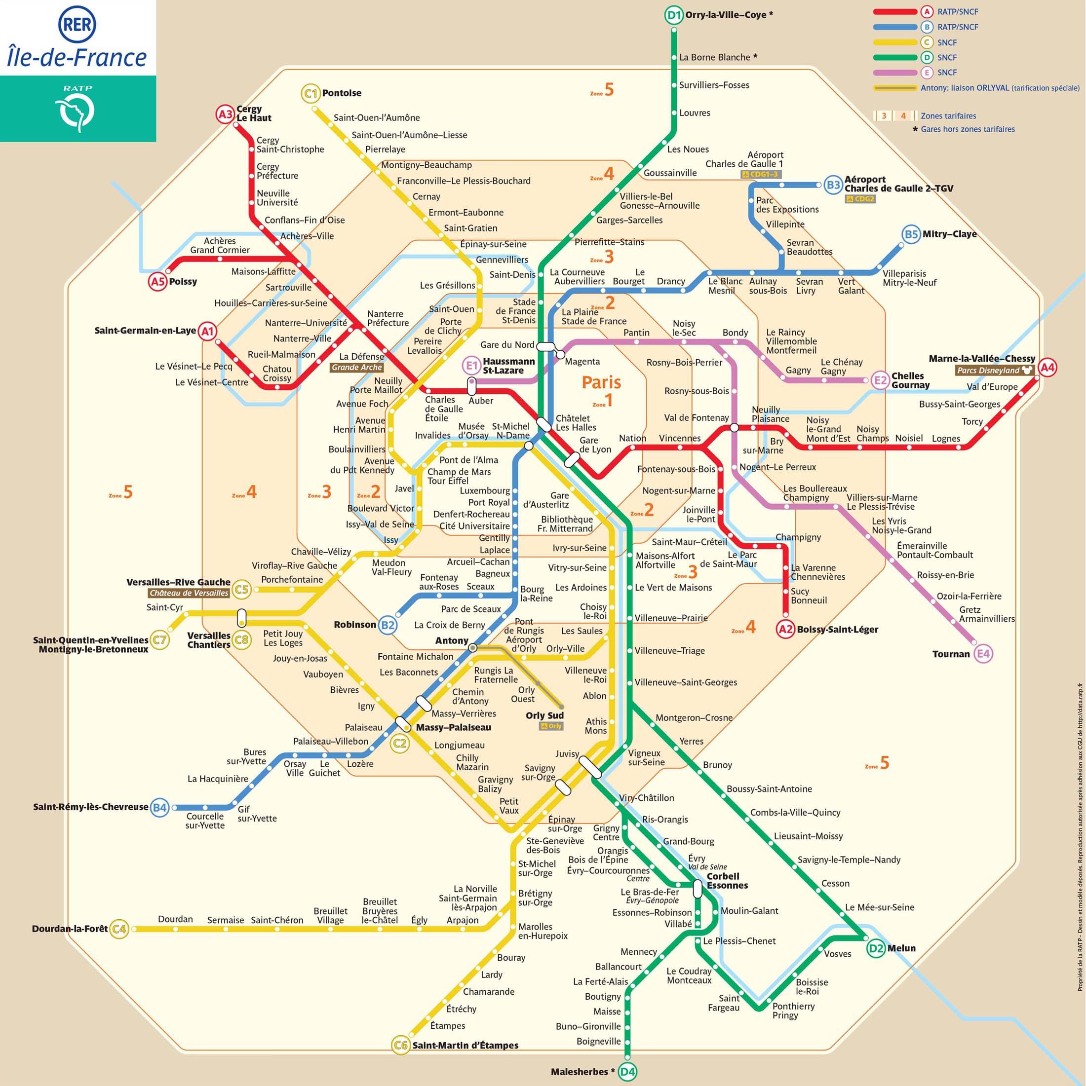 Mortelle rencontre dans le RER