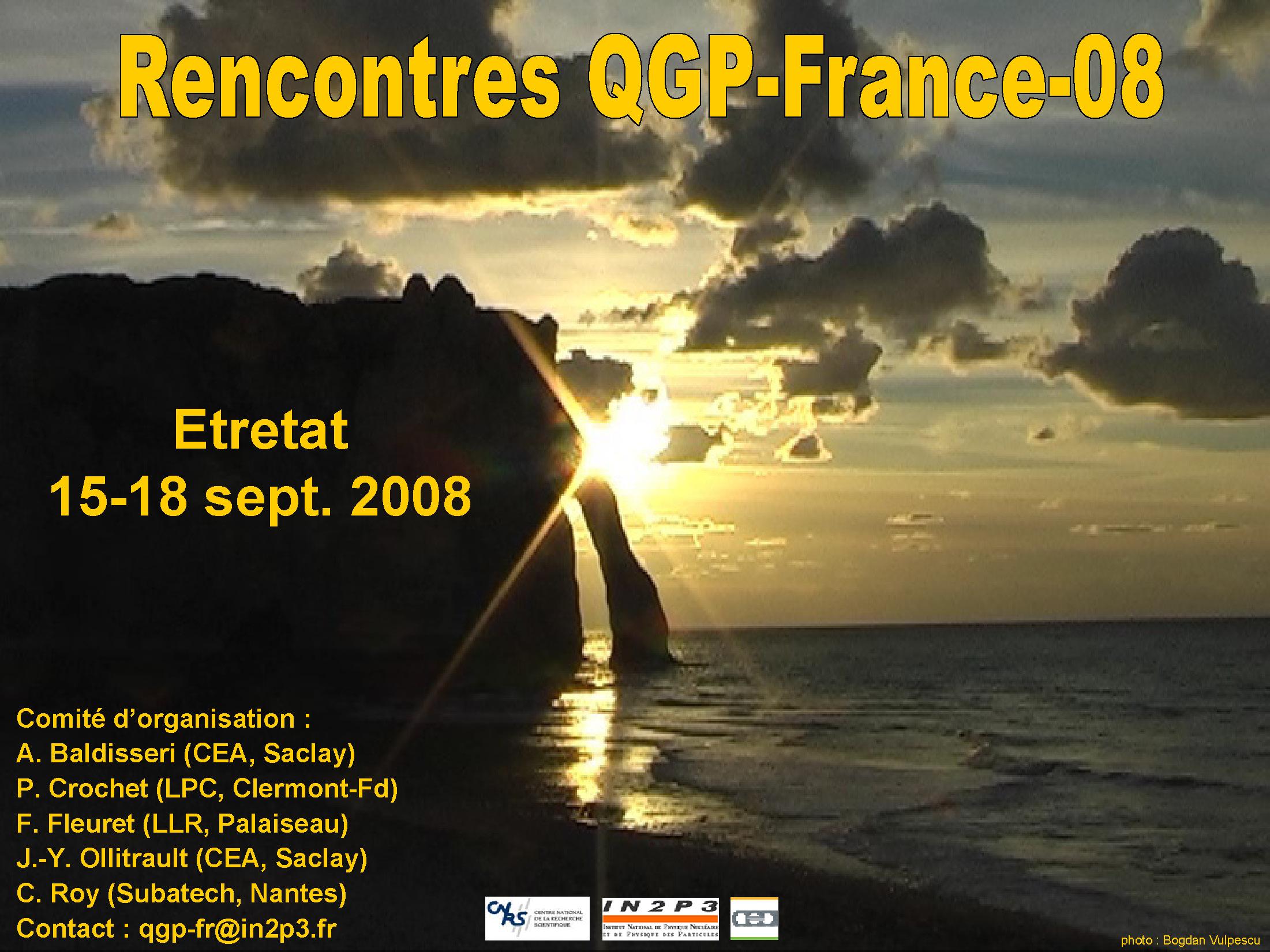 rencontre qgp france