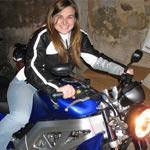 recherche femme motard)