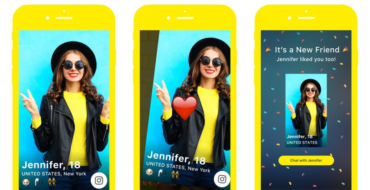 Snapchat : Encore une application Drague 2.0 ?