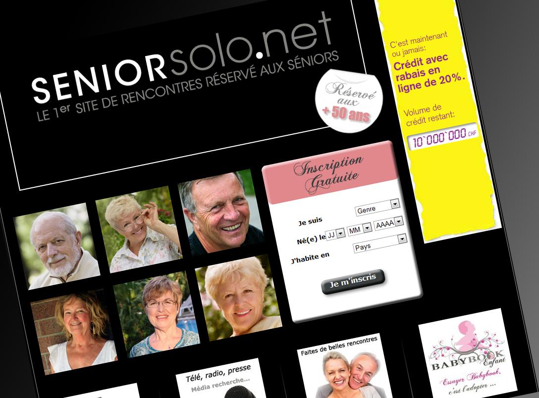 Site de rencontre senior : rencontres amoureuses personnes agées
