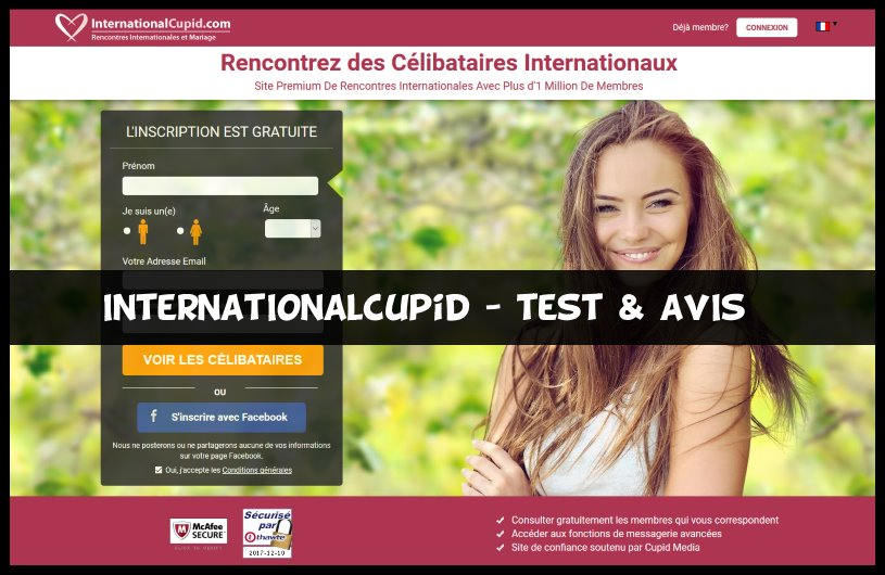 cupid site rencontre