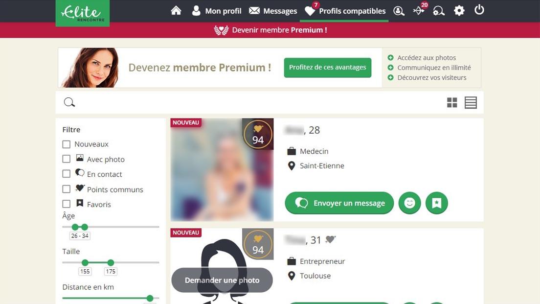 Elite rencontre gratuit : comment profiter du site gratuitement ?