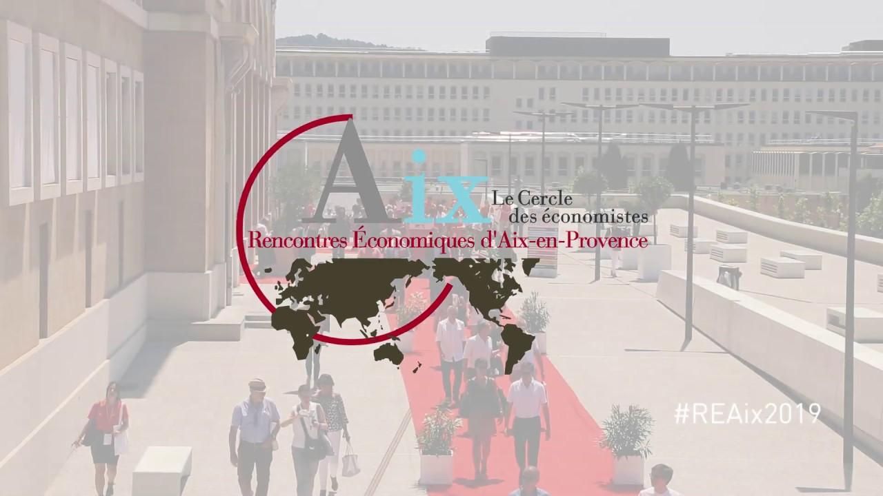 rencontre economiques aix en provence
