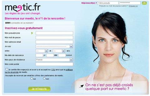 Meetic gratuit pour les hommes : un seul clic suffit pour y accéder !
