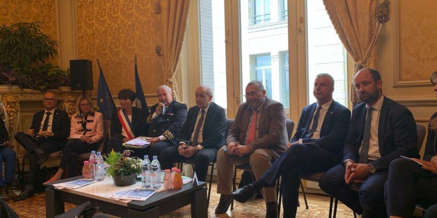 Evian, 5 – 7 septembre 2017 – Rencontres franco-allemandes d'Evian