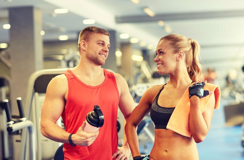 Les célibataires qu'aiment les sports et les rencontres entre sportifs.