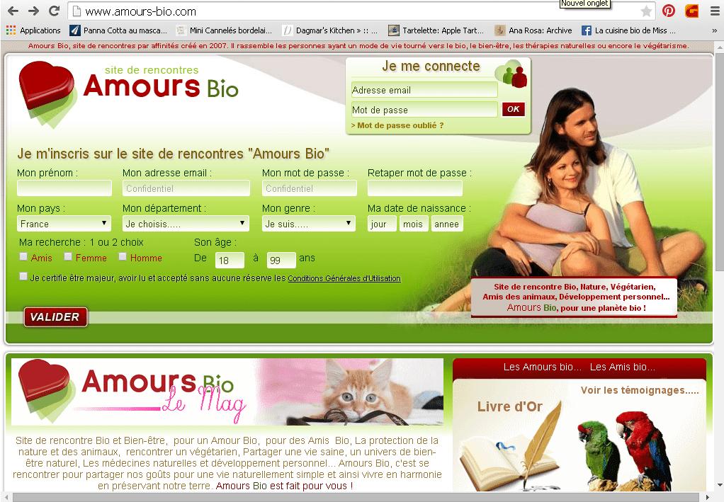 site rencontre amour bio)