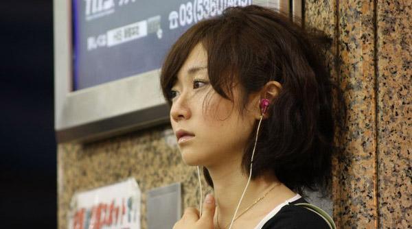 rencontrer une fille au japon