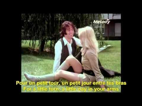 flirter traduction français