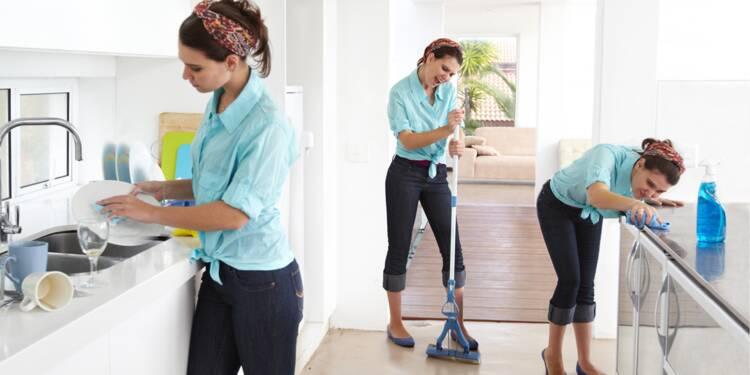 Emploi Femme de ménage Rennes