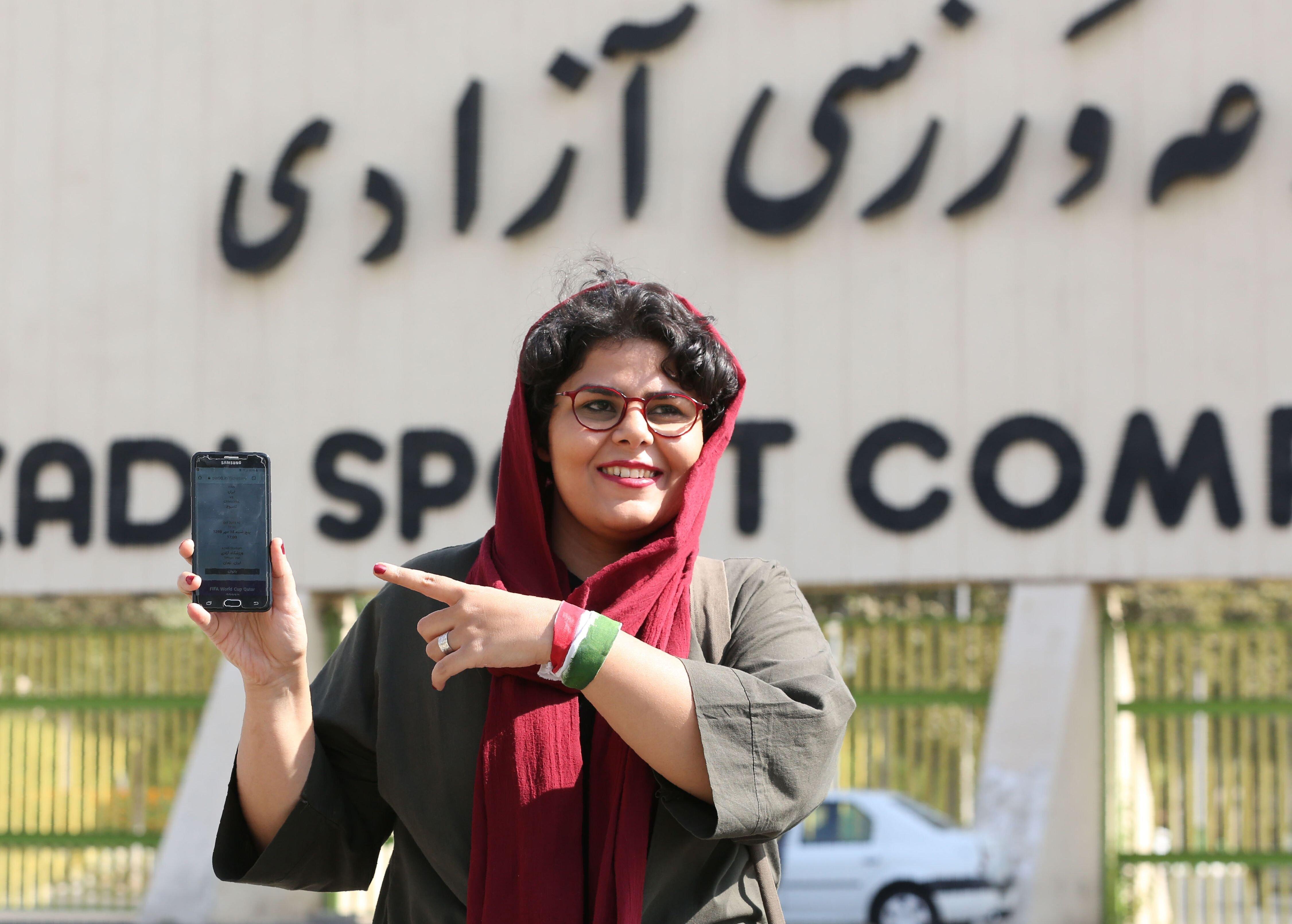 Rencontre avec Aude Sarkamari, franco-iranienne