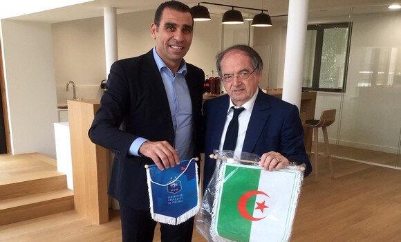 rencontre algerie france