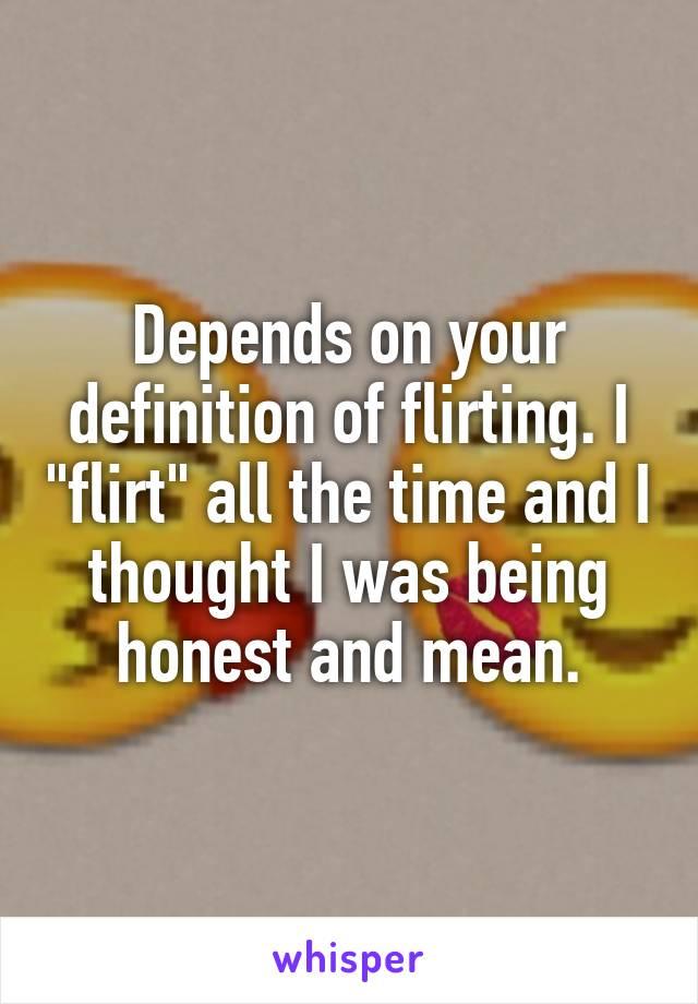 FLIRTER - Définition et synonymes de flirter dans le dictionnaire français