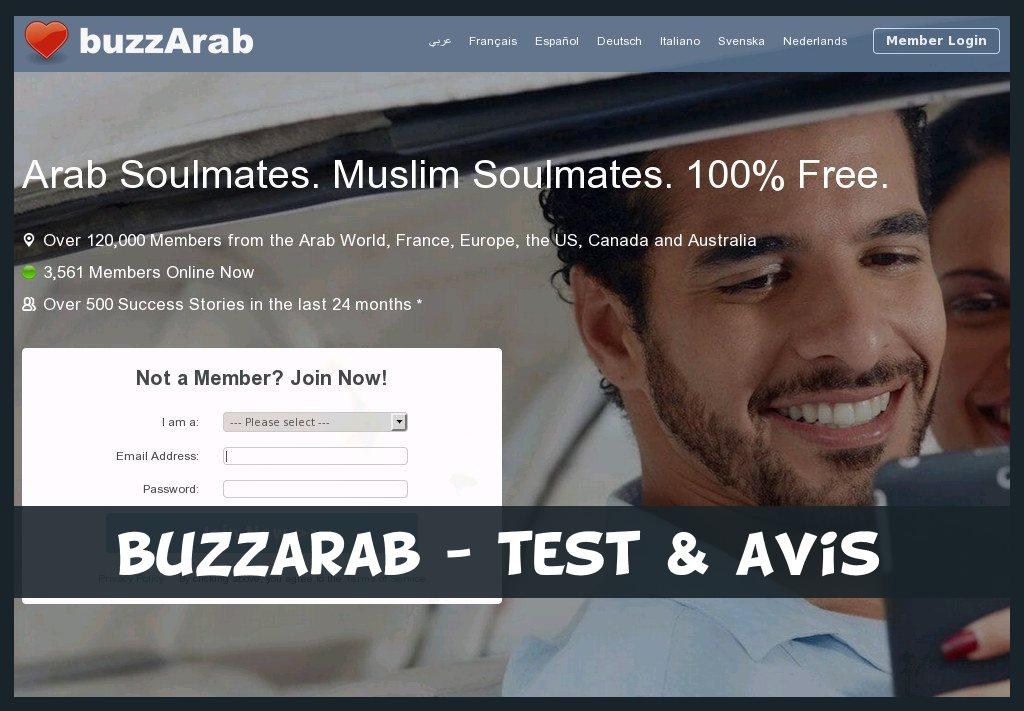 rencontre arabe pour mariage gratuit
