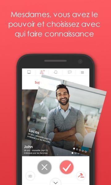 rencontre en ligne sur mobile