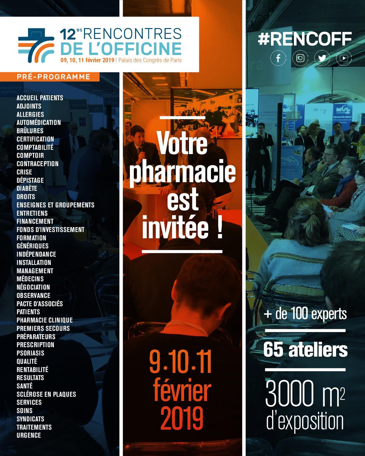 rencontres-officine | DPGS : Développement Pharma Gestion Services