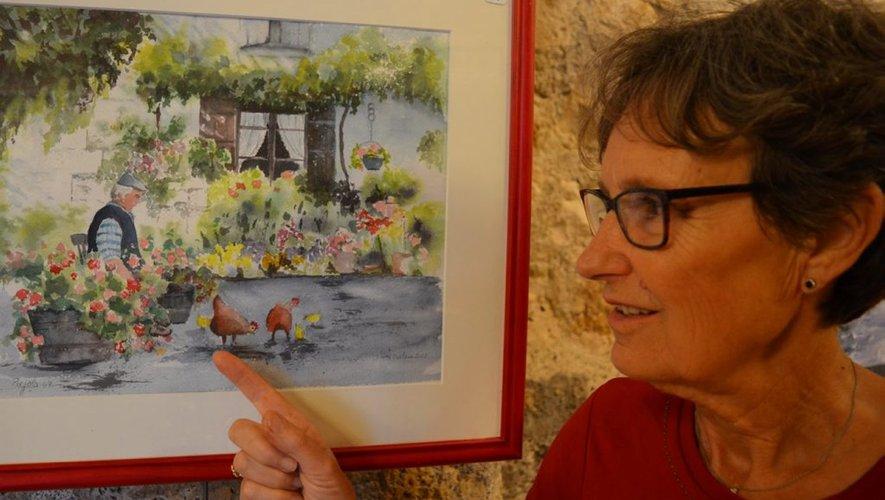 Rencontres - RUIZ-JANCOVIC, artiste-peintre