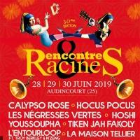 Rencontres et Racines : programme du festival à Audincourt