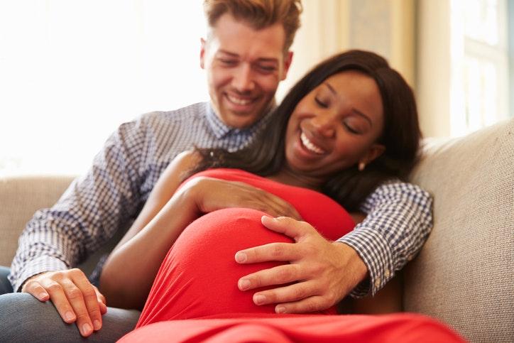 enceinte je cherche un homme